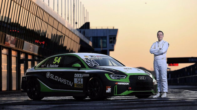 17-year-old Simon Reicher to contest TCR Germany with Certainty Racing Team