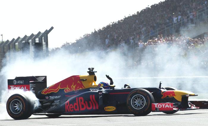 Racedagen by Max Verstappen