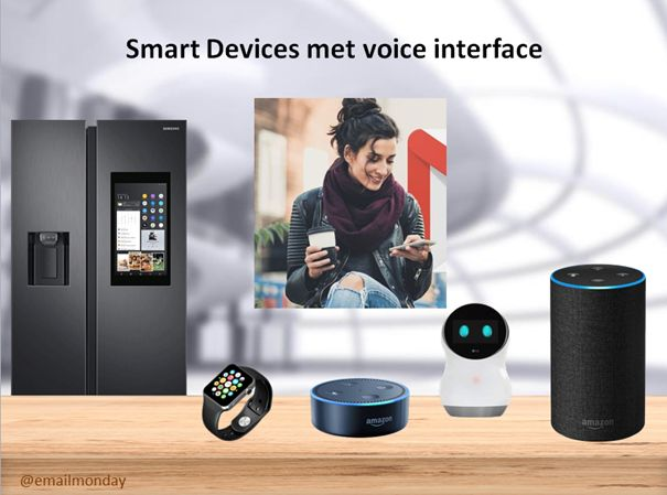 Smart Device met voice interface | Nieuws | Ternair
