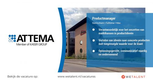 Productmanager afbeelding
