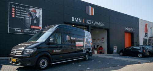 Warehouse manager IJzerwaren - BMN DC Best afbeelding