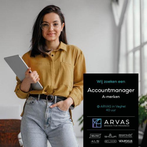 Account Manager - A-merken afbeelding