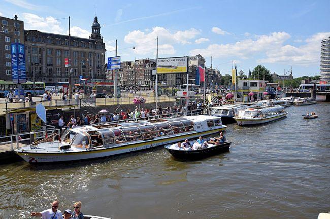 Breed gedragen advies voor herontwerp bezoekerseconomie Amsterdam