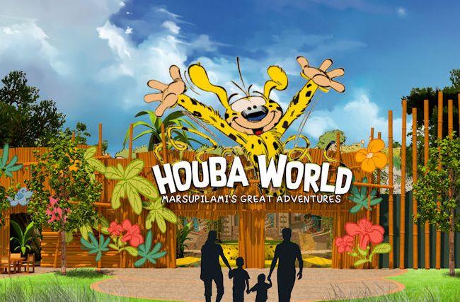 Nieuw entertainment concept Houba World richt zich op fec's en winkelcentra