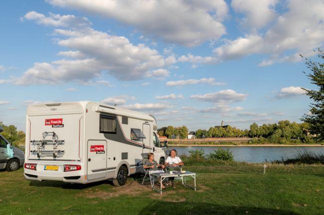 Aantal gasten Nederlandse campings daalde met 4% in 2020