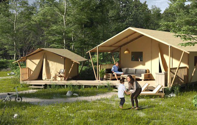 Gunstige boekingsvoorwaarden voor boeker campingvakanties belangrijker dan vaccin
