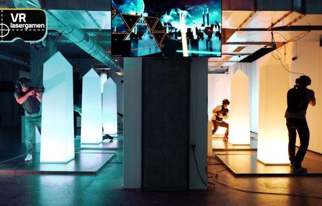 The VR Room doorstaat de coronacrisis niet - VR attracties wel kansrijk