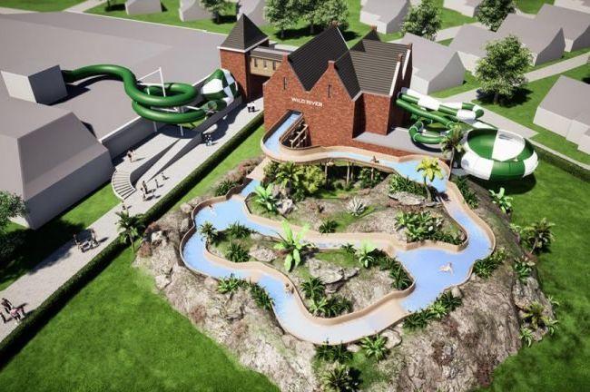Vakantiepark Marveld Recreatie ontwikkelt een volwaardig waterpark