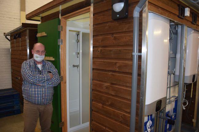 CampPlus: Privé sanitair is een blijvertje