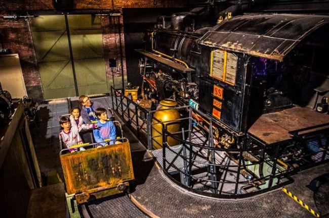Spoorwegmuseum geeft oude attractie een upgrade