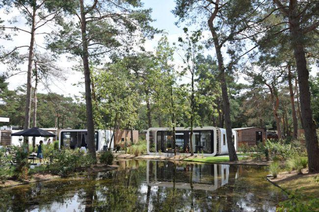 Goede zomer voor campings en huisjesterreinen door binnenlands toerisme