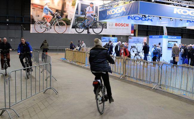 E-bike markt is in 2020 exponentieel gestegen