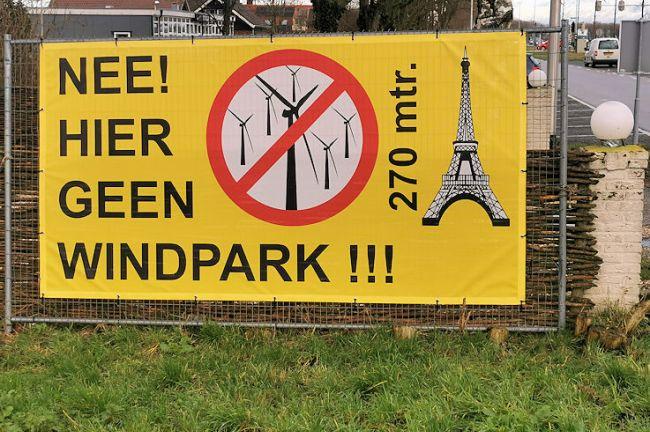 Volop plannen om windmolens en zonneparken te realiseren in 2021