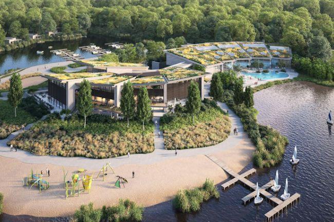 Center Parcs opent kleinschalig Terhills Resort België in juni 2021