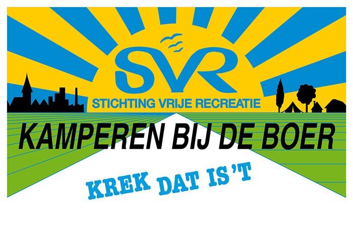 Stichting Vrije Recreatie (SVR) logo