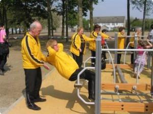 ouderen in beweging. (foto: Yalp)