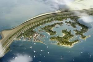 Brouwerseiland; De Jachthaven van de toekomst