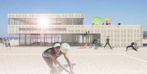 Beachstadion-Scheveningen