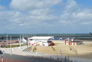 Beachstadium Scheveningen