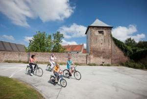 Brugge fietsen Oudenburg