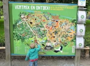 Dierentuin Planckedael in Mechelen
