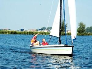 watersport op camping Heeg
