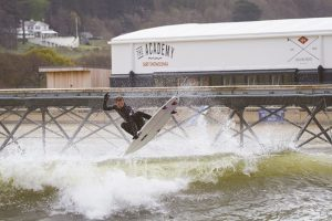 Rick Vlek @ Surf Snowdonia - Fotografie Victoria Johnson