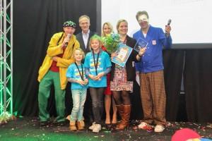 TUI wint de Kids Vakantieaanbieder van het Jaar Award in de categorie Allround