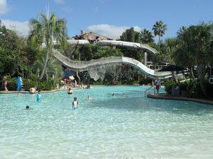 Waterpark Typhoon Lagoon (Disney) in Orlando