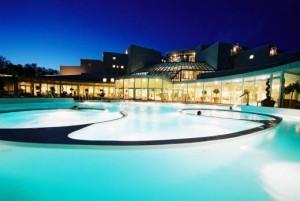 'Wellnesshotel: voorbeeld  van  aanboren nieuwe markten'