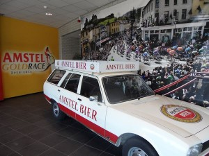 Jaarrond Amstel Gold Race Experience in Valkenburg