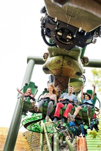 Attractie Arthur and the Minimoys in Europa Park