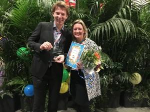 Gerrit-Jan en Johanneke Hagedoorn van De Beerze Bulten