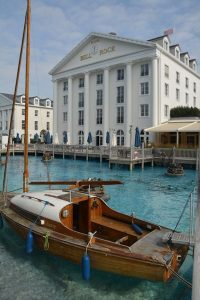 Bell Rock is het nieuwste hotel van Europa-Park. Het park telt in totaal 5 hotels en een camping-resort