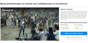 zoeken naar: middeleeuwse re-enactments