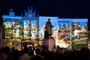 Bosch by night (foto: Ben Nienhuis)