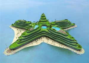 Green Star - floating hotel - Maldives - Dutch Docklands International