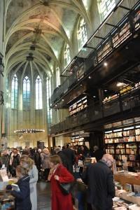 #Braggie van de Pretwerk-redactie is deze boekwinkel Dominicanen in Maastricht
