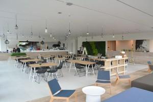 Een van de projecten is het Castellum Café in Castellum Hoge Woerd, Utrecht. Hiervoor werd € 150.000 opgehaald.