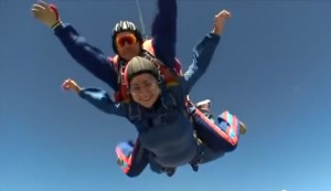 cote dor passie parachute
