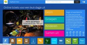 screenshot Dagjewegtickets.nl