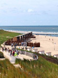 de Zeeuws Vlaamse kust