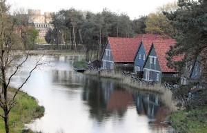 Vakantiehuisjes in Efteling Bosrijk