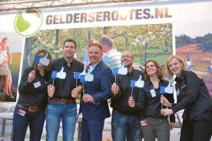 GelderseRoutes.nl op de beurs in 2015