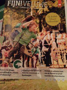magazine Fijn Veluwe; een spin-off van platform hetbestevandeveluwe.nl