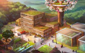In Rivierenland heeft BRC al eens een concept bedacht voor 'Fruitrijk'.