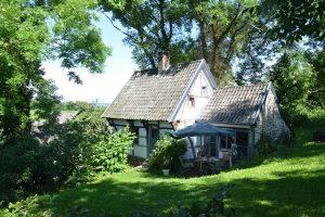logies De Heerlijkheid in Vijlen (Zuid-Limburg)