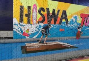 hiswa skimboarden