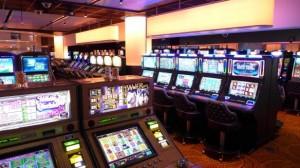 Spelautomaten zorgen voor het grootste aandeel in de omzet.