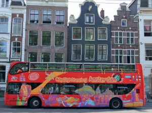 hop on amsterdam